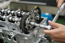 ремонт дизельного двигателя автомобиля